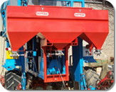 A fertilizer applicator for lots of uses